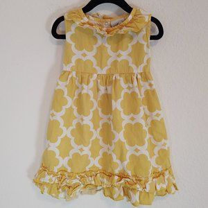 Castles and Crowns 3T Dress Ruffle Sleeveless